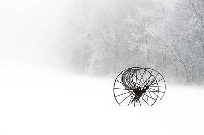 Out Of The Mist A Forgotten Era 2014 Art Print