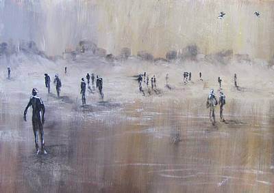Painting - Out Of The Mist by Barbara O'Toole