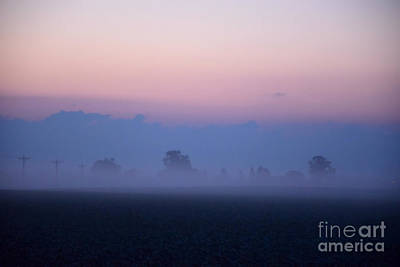 Photograph - Out Of The Mist by Kathy M Krause