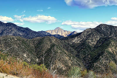 Photograph - Out Of The Shadows - Angeles Crest Highway by Glenn McCarthy Art and Photography