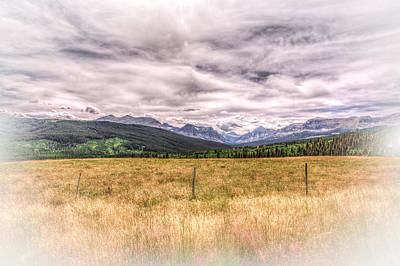 Photograph - Out West by Spencer McDonald