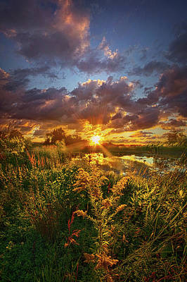 Unity Photograph - Out Where Only Dreams Have Been by Phil Koch
