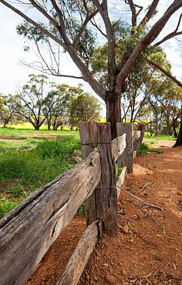 Outback Australia Art Print by Niel Morley