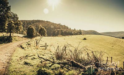 Rural Photograph - Outback Bound by Jorgo Photography - Wall Art Gallery