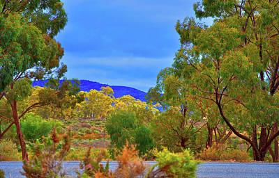 Photograph - Outback Lsd by Ross Carroll
