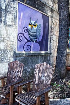 Painting - Outdoor Art Walk by Ella Kaye Dickey