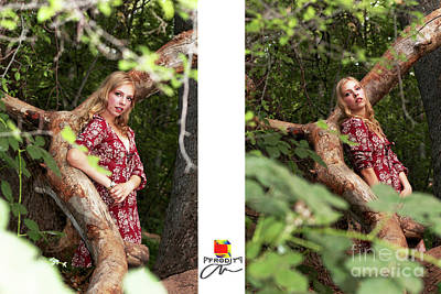 Photograph - Outdoor Portrait Photography by Afrodita Ellerman
