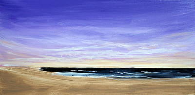 Painting - Outer Banks Beach by Katy Hawk