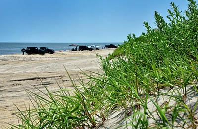 Photograph - Outer Banks by Brendan Reals
