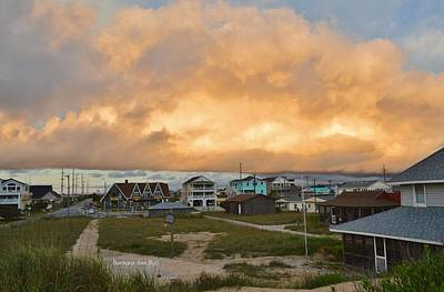 Photograph - Outer Banks In May by Barbara Ann Bell