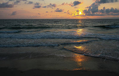 Photograph - Outer Banks Morning by Art Cole