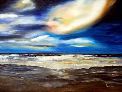 Painting - Outer Banks Nc by Phil Burton