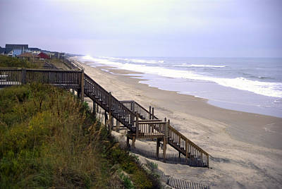 Outer Banks Photograph - Outer Banks by Patrick  Flynn