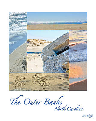 Photograph - Outer Banks Poster 1 by Joni Eskridge