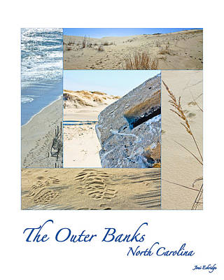Photograph - Outer Banks Poster 2 by Joni Eskridge