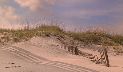 Outer Banks Rule Art Print by Betsy Knapp