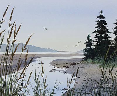 Painting - Outgoing Tide by James Williamson