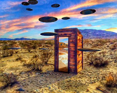 Outhouse Portal Original