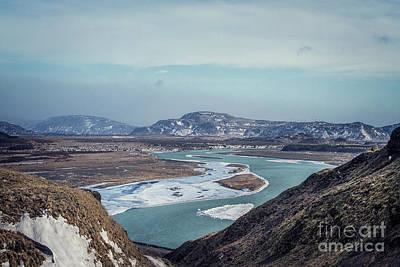 Photograph - Outlands by Evelina Kremsdorf