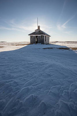 Photograph - Outpost  by Aaron J Groen