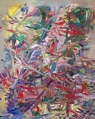 Painting - Output by Fabrizio Cassetta
