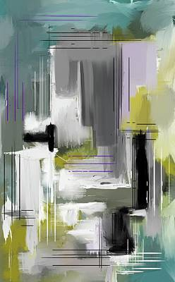 Digital Art - Outside Looking In by Eduardo Tavares
