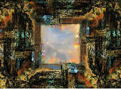 Digital Art - Outside The Box by Max DeBeeson