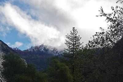 Photograph - Outside Yosemite Park 1 by Phyllis Spoor