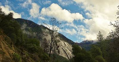 Photograph - Outside Yosemite Park by Phyllis Spoor