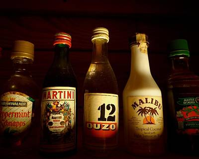 Photograph - Ouzo 12 by Julie Pappas