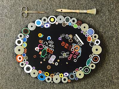 Photograph - Ovals And O's And Zeros by Douglas Fromm