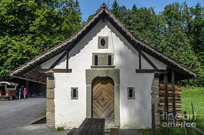 Photograph - Oven House From Oberwangen Berne 1796 by Michelle Meenawong