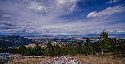 Photograph - Over Helena by Nisah Cheatham