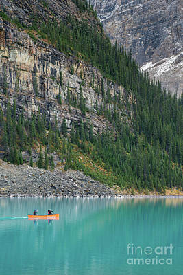 Photograph - Over Smooth Aqua Waters by Mike Reid