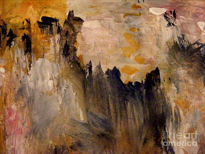 Painting - Over The Black Mountains by Nancy Kane Chapman