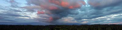 Photograph - Over The Cascades by Jacklyn Duryea Fraizer