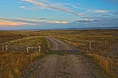 Photograph - The Road Less Traveled by Amanda Smith