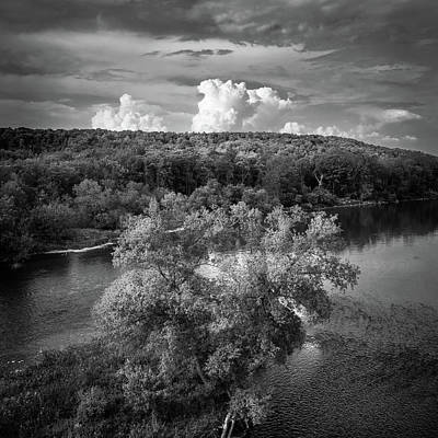Photograph - Over The Grand River, Ontario by Joshua Hakin