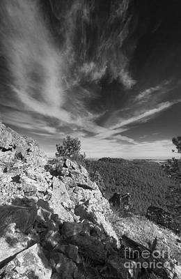 Photograph - Over The Hills by Steve Triplett