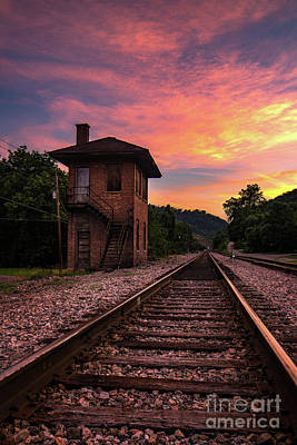 Photograph - Over The Line by Anthony Heflin