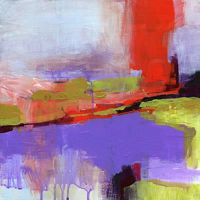 Over The Purple Hill Original by Victoria Kloch