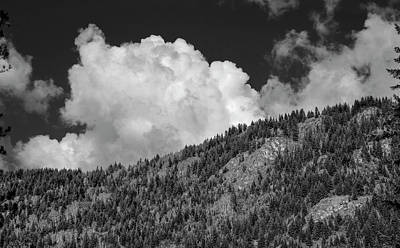 Photograph - Over The Ridge by Keith Armstrong