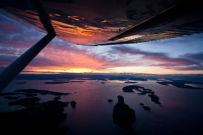 Photograph - Over The San Juans by Mike Reid