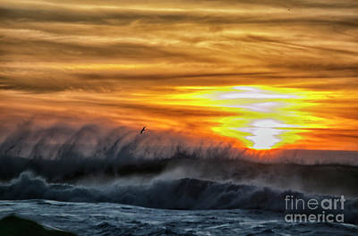 Photograph - Over The Sea by Billie-Jo Miller
