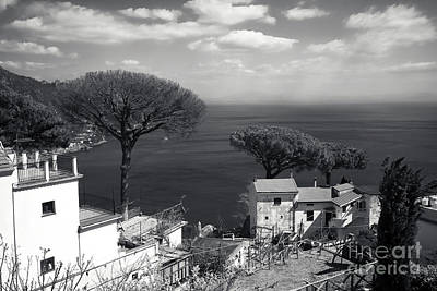 Photograph - Over The Trees In Ravello by John Rizzuto
