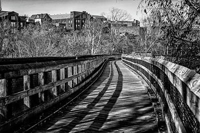 Photograph - Over To Lynchburg by Tim Wilson