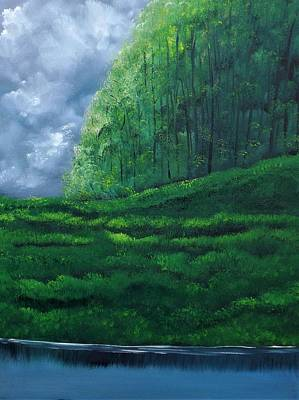Painting - Overcast by Lisa Aerts