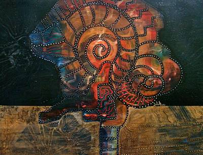 Overcoming Mixed Media - Overcoming Frustration by Alice Schwager