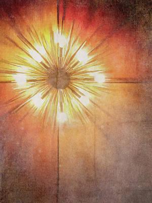 Overcoming Light  Art Print