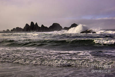 Photograph - Overcoming The Rocks by Jeff Swan